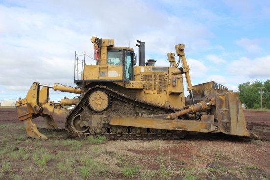 2006 Cat D10T Dozer