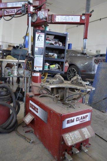 Coats Rim Clamp 7065EX Tire Changer