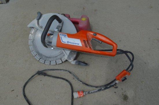 Husqvarna K3000 Cut-n-Break Double Blade Concrete Saw