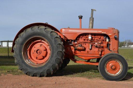 Case 500 Diesel Tractor