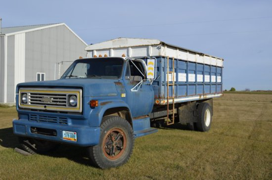 1980 Chevy C-70 Truck