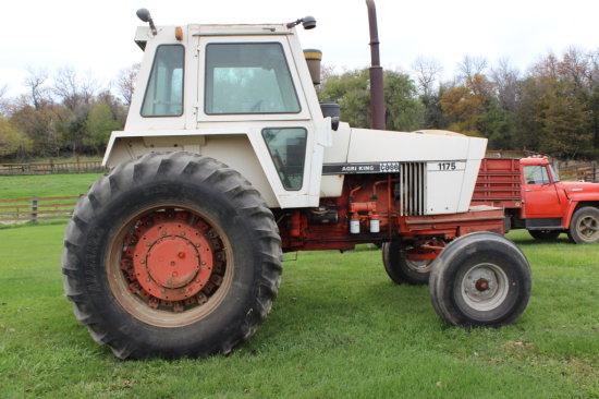1976 Case 1175 Diesel Tractor