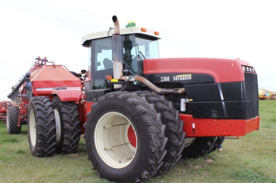 2002 Buhler Versatile 2360 4X4 Tractor