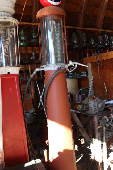 Wayne's 615 Visible Gas Pump