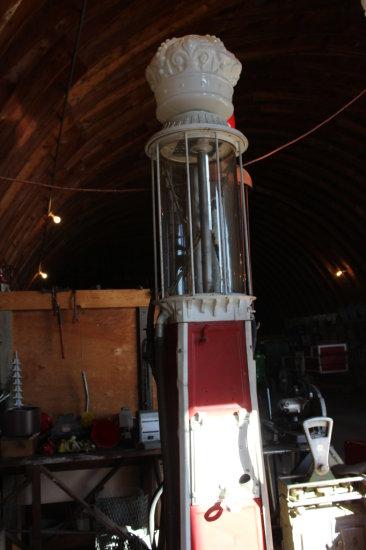 Butler Visible Gas Pump