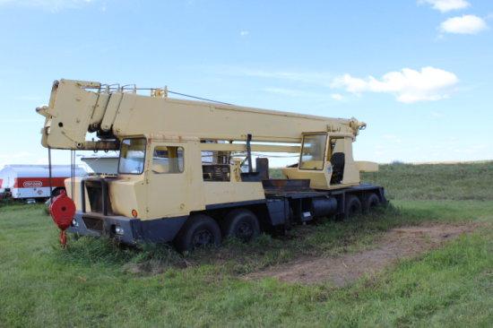 1977 Bantam by Koering 30 ton Crane