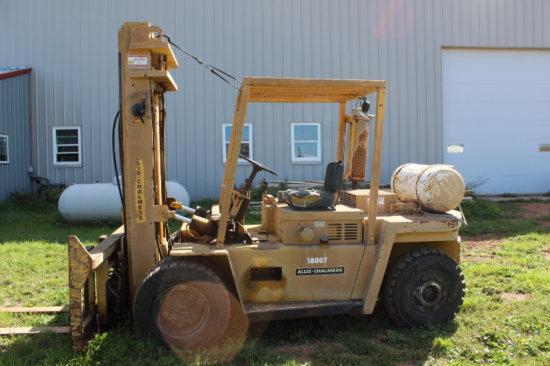 Allis Chalmers ACP 140L Forklift