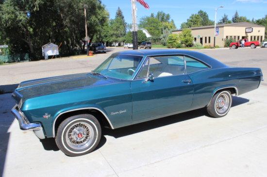 1965 Chevy Impala SS Super Sport