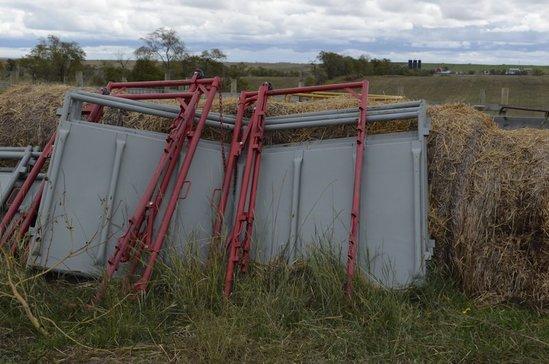 2W Wrangler Livestock Crowding Tub