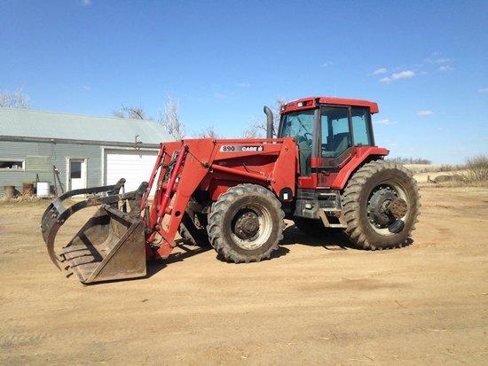 1997 Caseih 8940 Tractor
