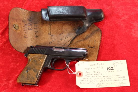 Collectible Gun Auction