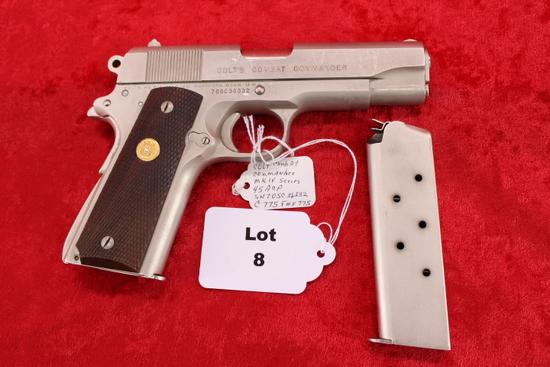 Colt Combat Cmdr