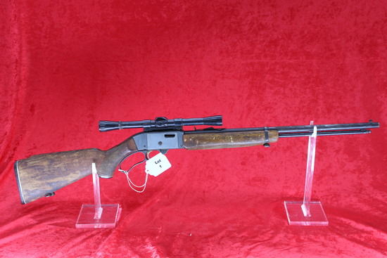 Mossberg Palamino 22 lever action 1965