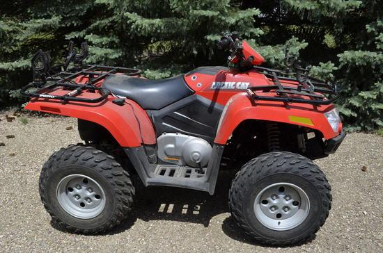 2007 Artic Cat Auto. 400 ATV