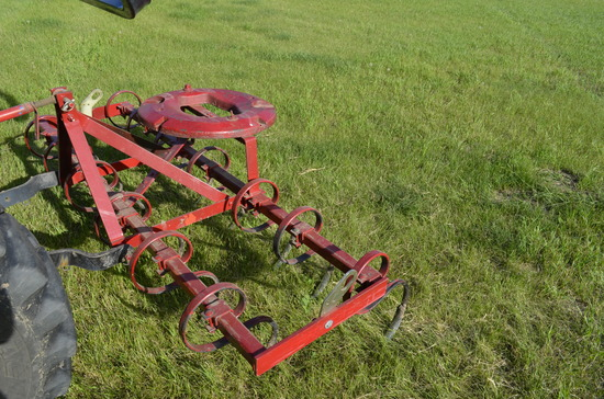 3 pt. 7' Spring Tooth Cultivator