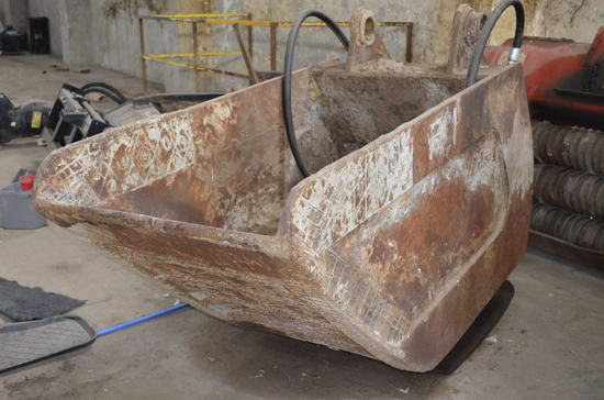 Felco Plate Compactor for Excavator 3'x6'
