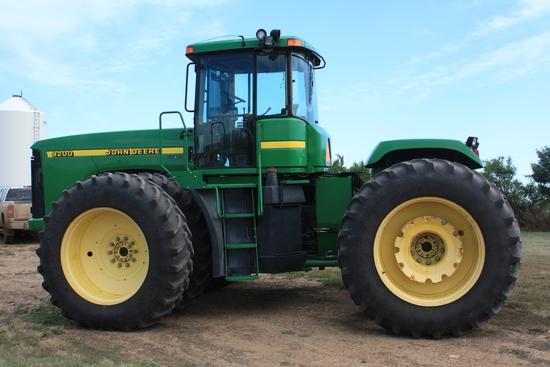 SAETZ FARM & RANCH EQUIPMENT AUCTION
