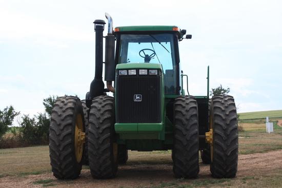 1998 John Deere 9200 4x4 Tractor