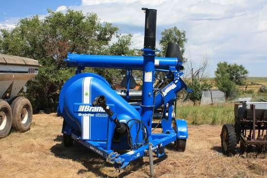 Brandt 5000 Grain Vac