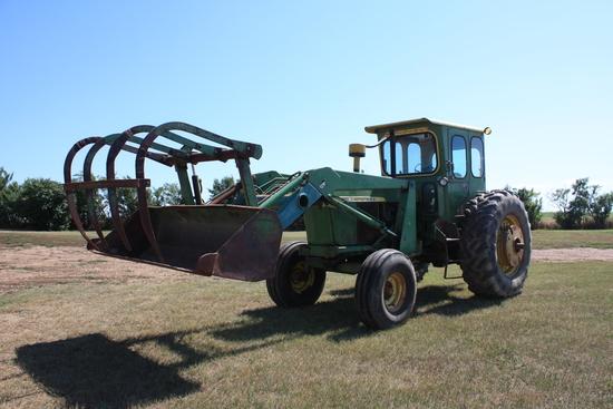 1963 John Deere 4010 Tractor