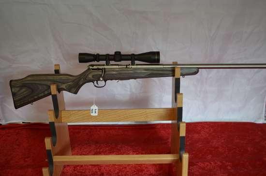 Savage 17 Rem. Model 93R17 rifle