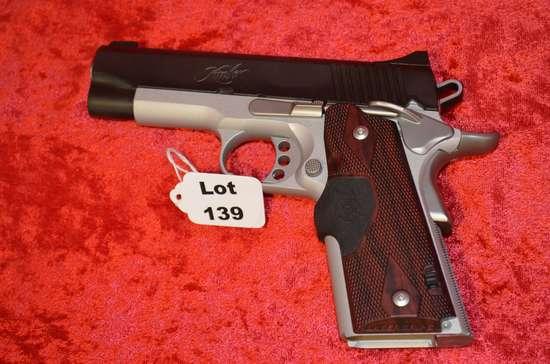 Kimber, Model Pro Crimson Carry II, 45 cal. Pistol