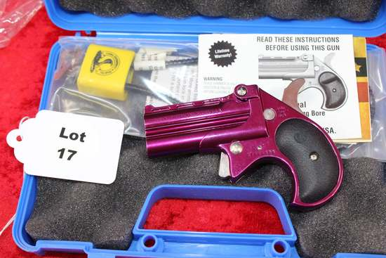 Derringer Cobra Firearms, model CPKB, 22 mag. Pistol