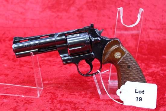 Colt Python 357 mag. Pistol