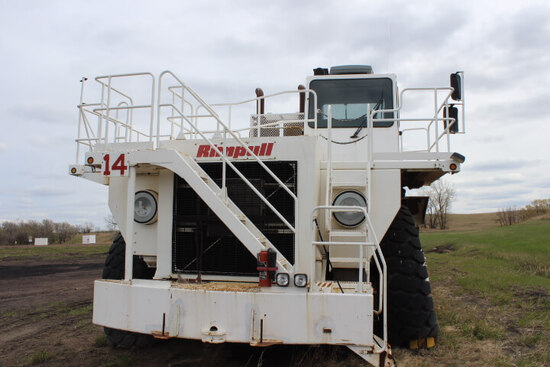 Rimpull 160 Ton Coal Hauler