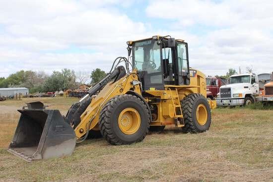 Garrett Brothers Construction Equipment Auction