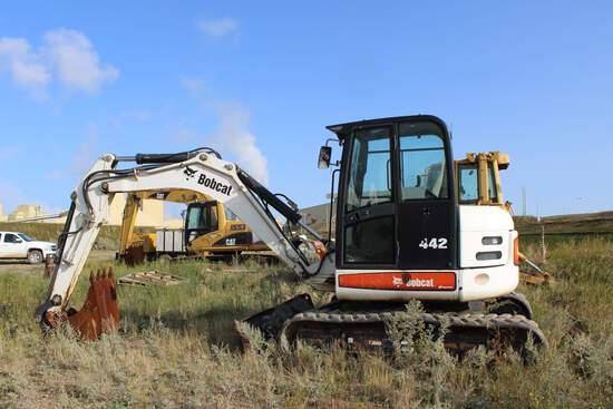 2008 Bobcat 442 Excavator