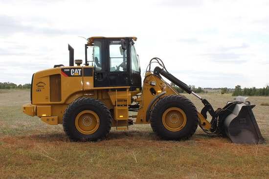 2009 Cat 930H Wheel Loader