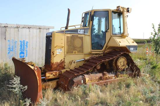 2005 Cat D5N XL