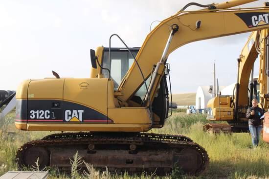 2005 Cat 312CL Excavator
