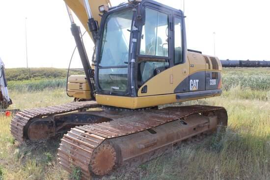 2008 Cat 320D L Excavator