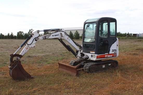 2006 Bobcat 325 Track Excavator