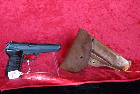 Rebfurbished Military Self Loading Pistol, Mod. 52