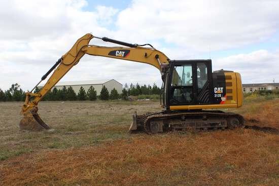2012 Cat 312EL Excavator