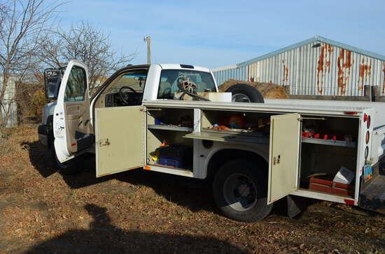 2005 Chevy Silverado 3500 Pickup