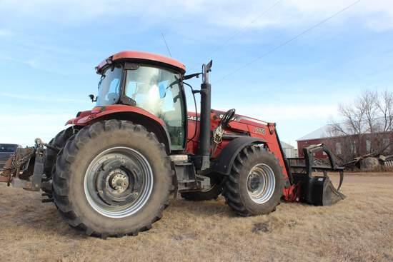 Ranch Equipment Auction