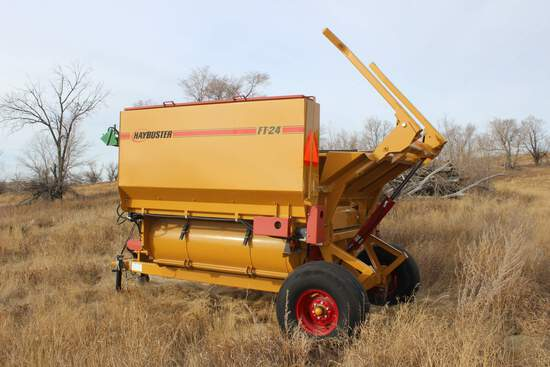 2011 Haybuster, Mod. 2650