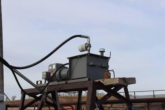 220 Silencer Hydraulic Pump
