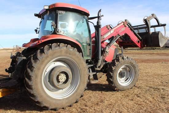 2006 IH MXU Limited 135 MFWD Tractor