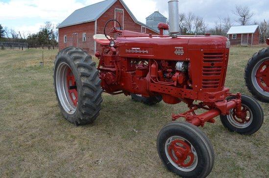 1956 IH 400 Diesel