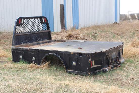 Heavy Duty Flatbed for Pickup