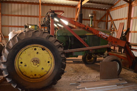 JD 3010 Tractor