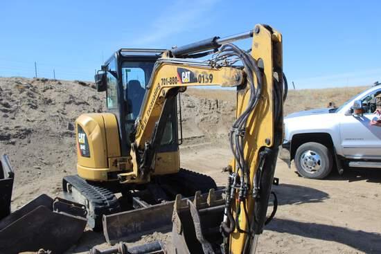 2012 CAT 304E CR Mini Excavator