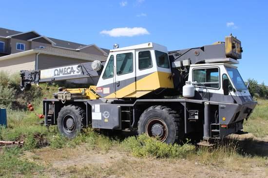Omega 6129 Crane