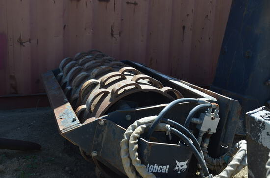 Bobcat Packer 4ft