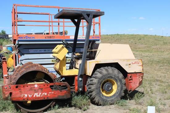 Dynapak 2701 Diesel Packer-Vibrator